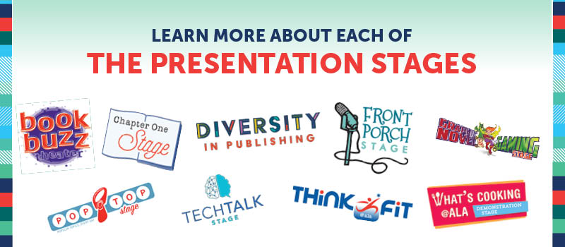 The Library Marketplace: Presentation Stages