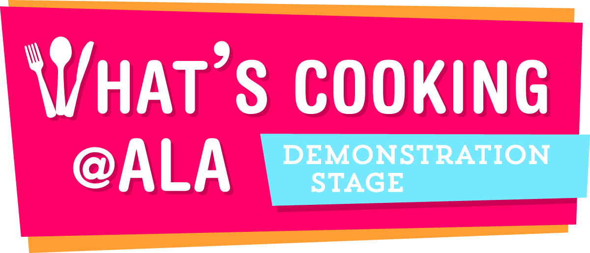 What's Cooking @ ALA Stage Image
