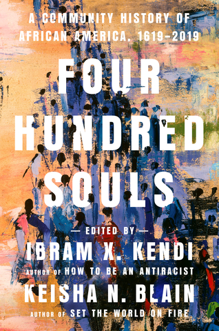 Four Hundred Souls - Book Cover Image