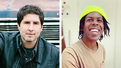 Matt de la Peña and Christian Robinson Image